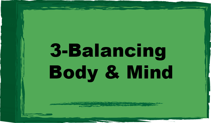 balancing body and mind button